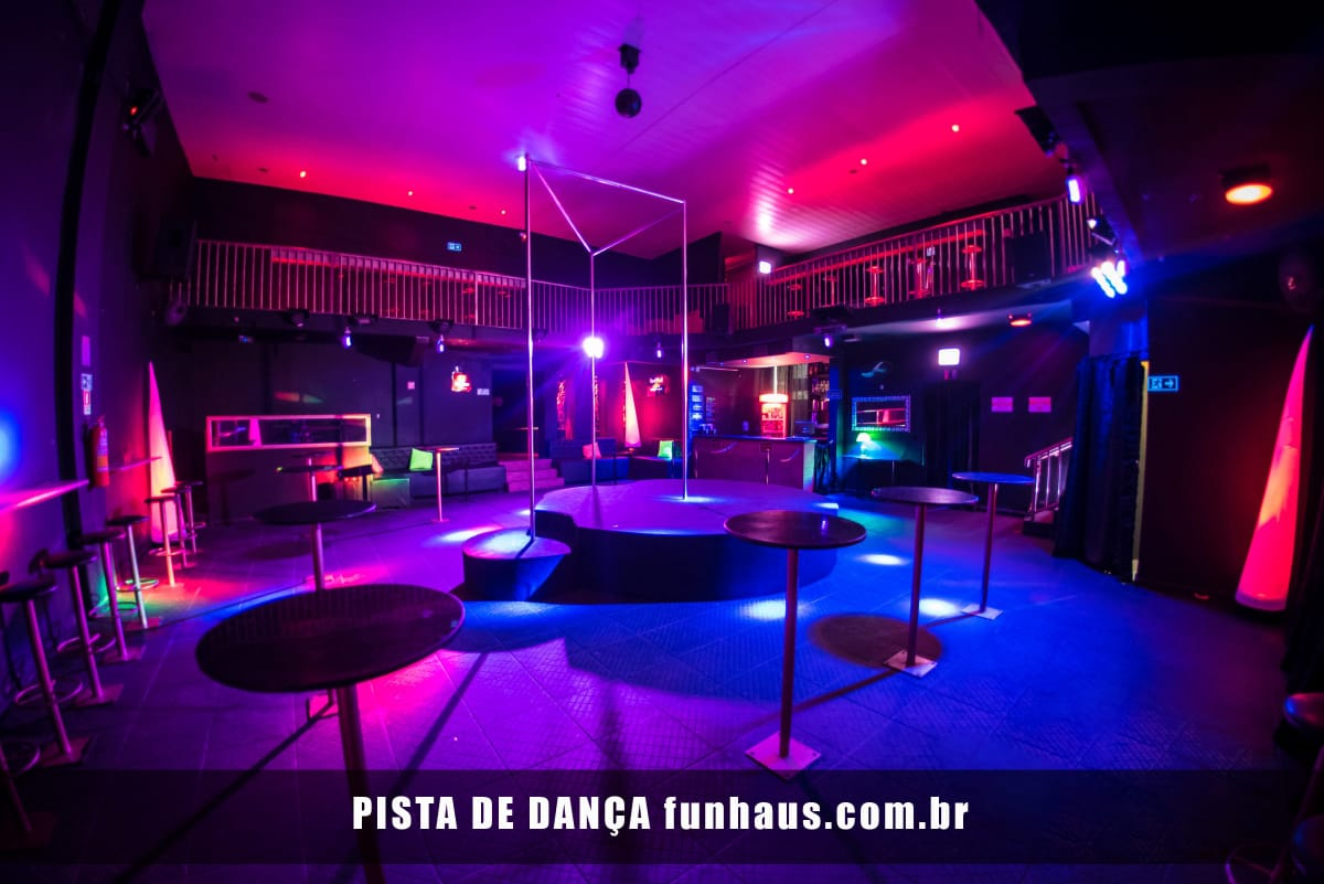 pista de danca 2 fun haus